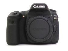 Canon EOS 80D SLR-Digitalkamera (24,2 Megapixel, 7,7 cm (3 Zoll) Display Schwarz