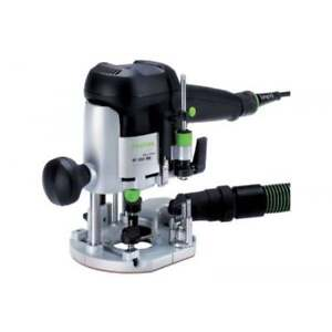"""Festool OF1010EBQ Plus 240v 1/4"""" Router Sys Systainer 576195 UK 3 PIN PLUG"""
