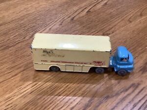 Matchbox Moko Lesney No2 series Bedford walls ice cream articulated lorry
