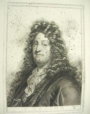 Jean Racine auteur de Tragédies né à La Ferté-Milon, Devéria Couché c1880