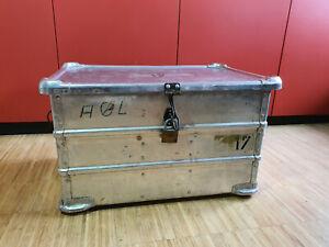 Zarges Box Alu Kiste Aluminium Transportkiste Werkzeukiste
