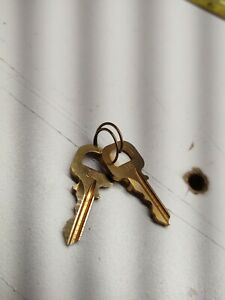 Replacement Key For Louis Vuitton Lock #316