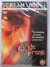 The Bride of Frank, Scream House (DVD, 2004) HORROR NEW SEALED Region 2 PAL