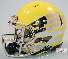 OREGON DUCKS (LIQUID LIGHTINING) Riddell Speed Mini Helmet