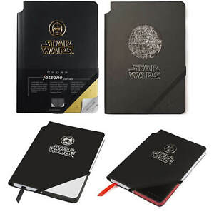 STAR WARS A5 PREMIUM NOTEBOOKS 160 LINED ACID-FREE PAGES OF 100GSM QUALITY