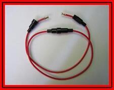 Inline- Sicherungshalter für 5 x 20mm Sicherungen bis 10A 250V 2 Stück