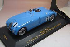 IXO BUGATTI 57C winner LE MANS 1939 1/43 ETAT NEUF BOITE D'ORIGINE