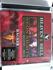HEAVEN & HELL-NEON NIGHTS,LIVE AT WACKEN(BLACK SABBATH,DIO)