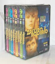 ZAFFIRO & ACCIAIO E SERIE COMPLETA EPISODI 1-17 YAMATO VIDEO 9 DVD SIGILLATI NEW