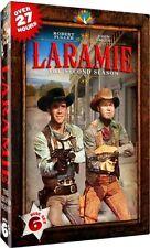 LARAMIE: THE COMPLETE SEASON 2 (1960-1961) DVD - Sealed Region 1