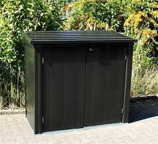 Arrow Gartenbox / Gerätebox Versa Multibox S onyx 144x75x128cm
