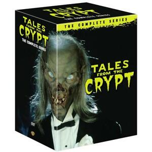 TALES FROM THE CRYPT - COMPLETE DVD SERIES, 1,2,3,4,5,6,7  * New Edition
