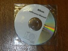 Nikon Genuine CD with User's Guide Instructions Manual for Coolpix S9400 S9500