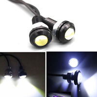 New LED DRL Eagle-Eye Auto Car Motorcycle Daytime Running Tail Light 10W DC 12V