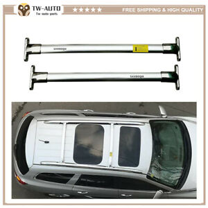 Crossbar Cross bars Fits for Buick Enclave 2009-2016 Roof Rack Rail Carrier