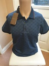 Gucci Mens Polo tshirt top New Size XL 48 chest