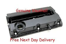 VAUXHALL ASTRA ZAFIRA VECTRA CYLINDER HEAD COVER & GASKET 1.6 TWINPORT 55556284