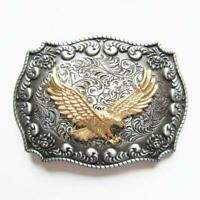 "Men's Women's Belt Buckle ""Texas Flying Eagle""  Rodeo Western Horse Cowboy Rodeo"