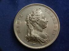 Zinnmedaille 1862 v. Pittner.  100 J. W.  Neustädter Militärakademie   W/18/30