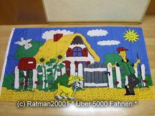 Fahnen Flagge Gartenfahne Gärtner - 90 x 150 cm