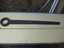 46 mm Single Open End Spanner Black HSN 8204 De Neers Set of 1 Piece
