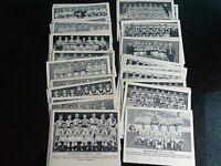 FOOTBALL TEAMS SEASON 1958/9  £2.99   POST FREE by FLEETWAY PUBLICATIONS