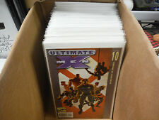 Marvels Ultimate X-Men Run 65 issues #10 thru 81 Wolverie Nr-Mt Bagged & Boarded