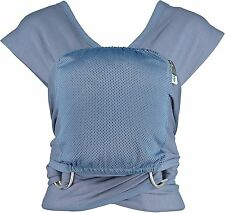 Caboo Lite- Multi Position Baby Carrier Faded Denim