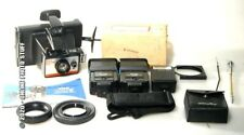 Misc. Cameras & Equipment Lot