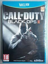 Call Of Duty Black Ops II 2 Jeu Vidéo Wii U