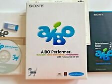 Sony Aibo Performer 1.1 Motion Editor for ERS-111 - VERY RARE
