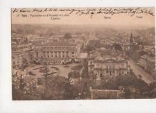 Spa Panorama Vu d'Annette & Lubin Belgium 1927 Postcard 947a