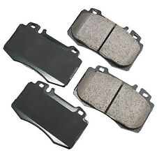 FRONT BRAKE PADS for MERCEDES BENZ SEMI METALLIC C CL CLK E ML S SL SLK CLASS