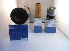 Mercedes E Class E320 CDI Service Kit Oil Air Fuel Filter 03-05 OPT1 *OE MAHLE*