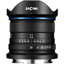 Laowa 9mm f/2.8 Zero-D Lens for Canon EF-M ship from EU vite