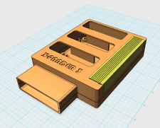 Commodore C64 Case per X-PANDER 3  - 3D Print - Stampa 3D