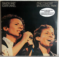"12"" VINYL Simon and Garfunkel-The Concert in Central Park (Libretto mancante) 2lp"