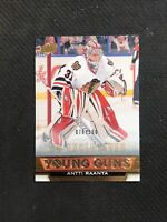 2013-14 UPPER DECK ANTTI RAANTA ROOKIE YOUNG GUNS EXCLUSIVES #ed 76/100