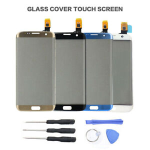 For Samsung Galaxy S7 Edge G935 Glass  Touch Screen Digitizer Replacement + Tool