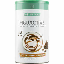 LR Figu Active Shake Latte Macchiato Geschmack, 450 g, Neu & OVP