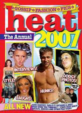 Heat: The Annual 2007,Jo Carnegie,New Book mon0000037478