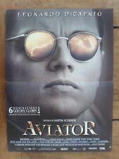 Poster Aviator Martin Scorsese Leonardo Di Caprio 40x60cm*
