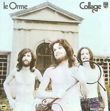 Collage by Le Orme (CD, Jun-1990, Universal Distribution)