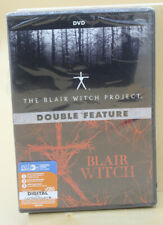 The Blair Witch Project 1999 + Blair Witch 2016 Double Feature Dvd New Sealed