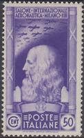 Italy Regno - 1935 - Salone Aeronautico - Sass. n.386 cv 640 MNH**