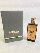 MEMO Paris Marfa Eau de Parfum 75 ml. 2.5 fl.Oz (without cellophane), new in box