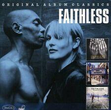 Faithless - Original Album Classics (2011)  3CD Box Set  NEW/SEALED  SPEEDYPOST