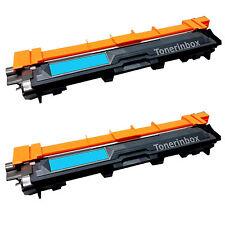 2pk TN225C TN-225 Cyan Toner For Brother MFC-9130CW, MFC-9330CDW, MFC-9340CDW