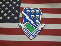 US Army 506th Parachute Infantry Regiment Pocket Patch Currahee c/e