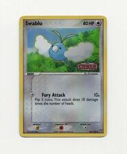 Swablu 4x DEOXYS-079 C Pokemon EX Deoxys Card # 79